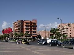 Avenue Mohammed VI, Marrakesh, Morocco (Norbert Bánhidi) Tags: morocco marrakesh marrakech مراكش murrakush marokko marruecos maroc marocco marrocos марокко marokkó المغرب almaghrib marrakesch marráquexe marraquexe marrakesj марракеш marrákes marrakes marrakush merrakec