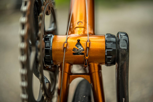 Butterfly road bike