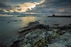 Sunset at benua patra beach (abisatrio57) Tags: seascape pantaibanuapatra tamron1024 haidaindonesia balikpapan