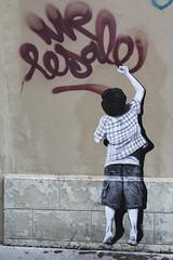 MurMure_6394 rue Moufle Paris 11 (meuh1246) Tags: streetart paris murmure ruemoufle paris11 enfant béret