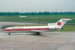 TS-JHW Boeing 727-2H3 Tunis Air (pslg05896) Tags: tsjhw boeing727 tunisair dus eddl dusseldorf lohausen
