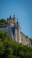 Николаевский храм на Святой Скале