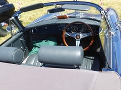 Porsche 356 1600S (1963) (andreboeni) Tags: classic car automobile cars automobiles voitures autos automobili classique voiture rétro retro auto oldtimer klassik classica classico porsche 356 1600 356s 1600s dashboard fascia cockpit interior