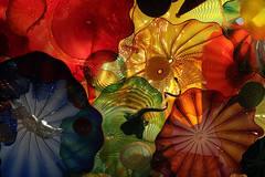 chihuly glass (scienceduck) Tags: 2017 june seattle washington usa us america pacific northwest scienceduck chihuly glass chihulyglass chihulygardenandglass