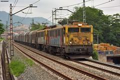 269+269 (firedmanager) Tags: renfe renfeoperadora ferrocarril freighttrain railtransport tren train trena 269 mitsubishi mercancías locomotora locomotive