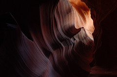 Back in Upper Antelope Canyon (jed52400) Tags: upperantelopecanyon page arizona canyon landformation hdr