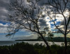 Sunset and Silhouttes (FotoGrazio) Tags: boholphilippines pacificocean philippines quiet visayas waynegrazio waynesgrazio backlighting backlit clouds composition endoftheday filteredlight fotograzio nature peaceful peninsula scenic seascape silhouette sky sunset tranquil trees water