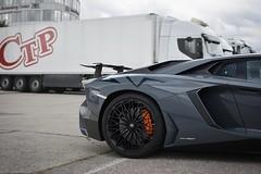 Grigio Telesto. (lf.carphoto) Tags: grigiotelesto grey bull lambo hypercar cars car exoticcar supercars supercar v12 lp750 superveloce sv avenatadorsv aventador lamborghini