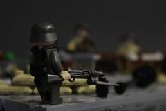 Amiens Teaser (TX-008 [1998]) Tags: lego ww1 military world war one battlefield moc tx008 1998
