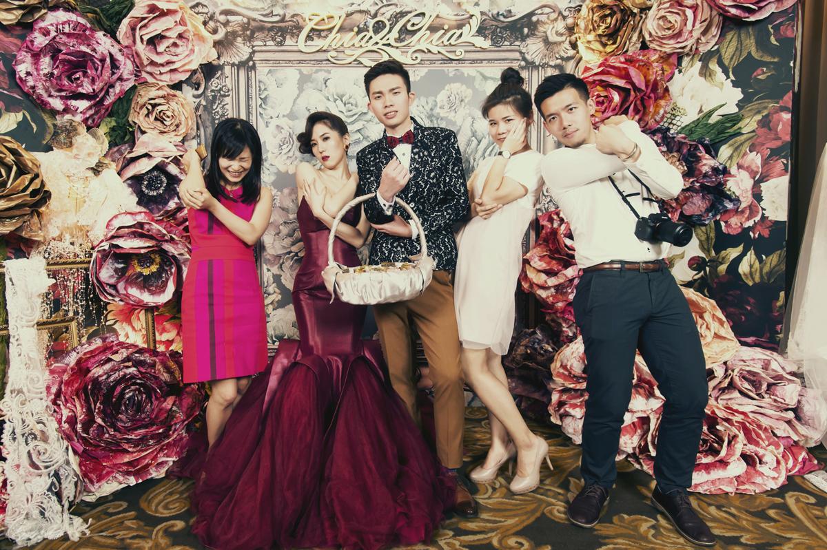 Color_182, BACON STUDIO, 攝影服務說明, 婚禮紀錄, 婚攝, 婚禮攝影, 婚攝培根, 板橋彭園, 新秘Rita, 胡鬧婚禮佈置