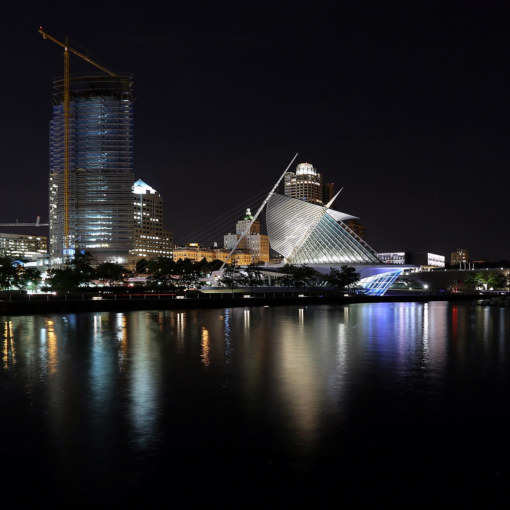 Wisconsin Waterfront Property In Milwaukee Cudahay: The World's Best Photos Of Milwaukee And Night