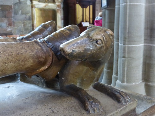 Beauchamp tomb, Worcester Cathedral