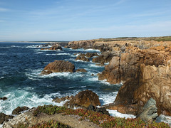 Costa de Sines (Patataasada) Tags: costa sines portugal alentejo mar sea coast agua océano atlántico océanoatlántico rocas rocks acantilado paisaje