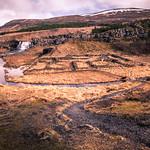 Fossarett waterfall - Iceland - Landscape photography thumbnail