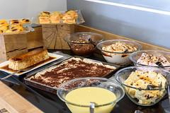 Hôtel LE GOLFE Cassis - buffet