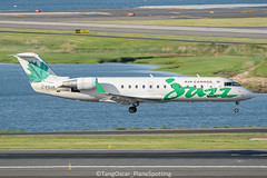 C-FDJA / CRJ-200ER / BOS (thokaty) Tags: cfdja crj200er crj200 canadair regionaljet bombardier aircanada aircanadaexpress jazzair eis2004 bos kbos bostonloganairport
