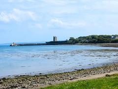 2017 Ireland - Loop Head - Carrigaholt (murphman61) Tags: ireland éire eire clare anclár county coast wildatlanticway castle harbour harbor pier
