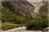 Briksdale Glacier (kendo1938) Tags: briksdalglacier briksdalsbreen norway nor glacier water trees stryn sognogfjordane topazadjust