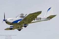 G-EZZY Evektor EV-97 TeamEuroStar (Jersey Airport Photography) Tags: gezzy evektor ev97 teameurostar egjj jersey