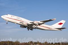A9C-HMK (timo.soyke) Tags: bahrain amiri flight boeing 747 b747 b747400 a9chmk ham eddh hamburg