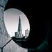 The+Shard+%26+The+Moon+London+City+by+Simon+%26+His+Camera