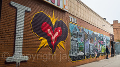 """I Love The Bronx"" Mural, Foxhurst, New York City (jag9889) Tags: 2017 20170605 allamericacity bronx foxhurst graffiti love mural ny nyc newyork newyorkcity outdoor painting simpsonstreet streetart tagging tatscru thebronx usa unitedstates unitedstatesofamerica wall jag9889 bg183 bio graffitiartist how muralist nosm nicer themuralkings"