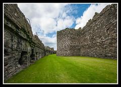 West Walls (veggiesosage) Tags: angelsey beaumaris beaumariscastle wales aficionados gx20 castle
