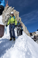 PeteWilk_2017-05-24_31266.jpg (pete_wilk) Tags: adamsotkin alpineclimbing ridge blueicesalesmeetingouting chamonix france