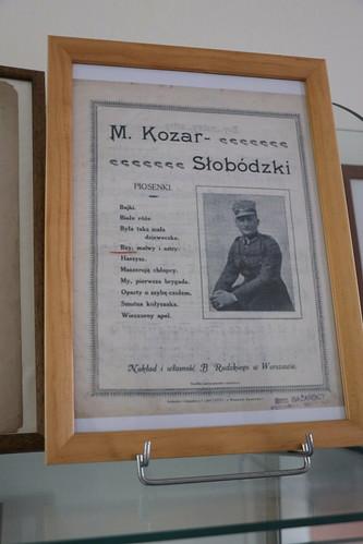 """Mieczysław Kozar-Słobódzki, """"Piosenki"""""""
