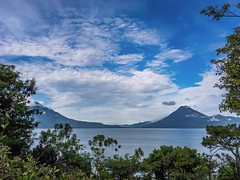 Lake Atitlán iPhone RAW timelapse ((Jessica)) Tags: atitlán lakeatitlán guatemala solola volcano volcanos clouds timelapse video iphone raw procam lightroom lake water sky outdoors sunny peaceful