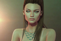 (Kunglers) Belinda necklace AD (AvaGardner Kungler) Tags: kunglers avagardnerkungler secondlifejewelry statementjewelry ethnic casual on9 necklace
