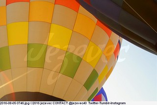 2016-08-05 0746 2016 Indiana State Fair Hot Air Balloons