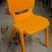 Plastic meeting chair