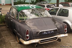 1969 Tatra 2-603 (NielsdeWit) Tags: nielsdewit car vehicle al1554 tatra 603 2 2603 ii603 rat ratlook favourite