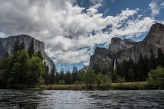 Yosemite Valley (donberry37 (SF Bay Area)) Tags: nationalparks parks yosemite merced elcapitan bridalveil fall