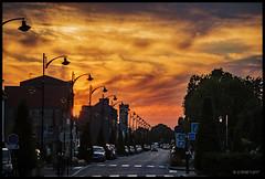 Bld Georges V (o.penet) Tags: honfleur ciels colors normandy nikon coucher sundowns