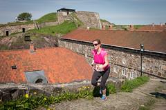 IMG_2982 (Grenserittet) Tags: festning halden jogging løp