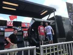 ARMY, Try Outs,  2017, NHRA, Nationals, at, Route 66, drag way, 7/8/2017, with my son, Freddie, and my son in law, Dimitri, (Picture Proof Autographs) Tags: army tryouts 2017 nhra nationals route66 dragway 782017 withmyson freddie andmysoninlaw dimitri nhranationals2017route66dragstripdragwaydragsterddragsterstopfuelfunnycarprostockhotwheelstommcewinnmongoosepapajohnspapajohnspizza