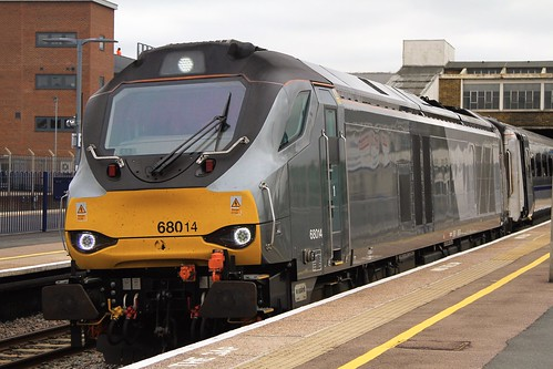 68014 Chiltern Banbury 14-03-17