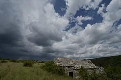 Evolution orageuse sur le causse Noir (Aveyron) (G. Pottier) Tags: causse noir grandscausses caussenoir aveyron