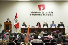 "Ministra inauguró ""V Congreso de la Coordinadora Nacional de Afectados por la Violencia Política"" • <a style=""font-size:0.8em;"" href=""http://www.flickr.com/photos/156664909@N08/35078441013/"" target=""_blank"">View on Flickr</a>"