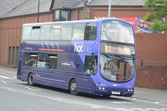 Transdev Volvo B7TL 2759 PJ05ZWF - Blackburn (dwb transport photos) Tags: transdev blackburnbuscompany hotline volvo wright eclipse gemini bus decker 2759 pj05zwf blackburn