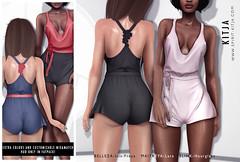 KITJA - Sandra Outfit (ᴋɪᴛᴊᴀ) Tags: