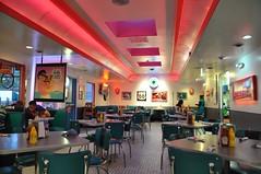 3-099 66 Diner Interior (megatti) Tags: 66diner albuquerque desert diner newmexico nm restaurant