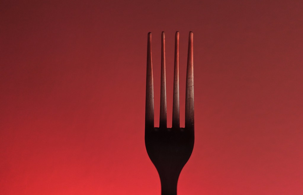 fork by Dean Hochman, on Flickr