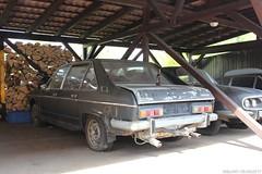 Tatra T613 (MilanWH) Tags: autovrakoviště scrapyard czech rust épave