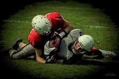 Mache endlich das verdammte Foto ! (EUgenG_) Tags: american football wolfpack mg