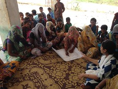 Study in Andhra Pradesh, Bihar, Delhi, Rajasthan and Tamil Nadu to assess the impact of Save the Children Project on resilience building of communities on time and money spent in accessing Social Protection schemes.