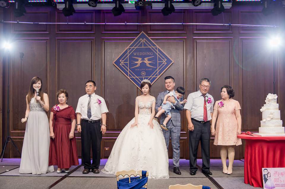 高雄婚攝 老新台菜 婚禮紀錄 Y & Y 073