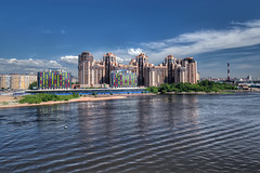 20170617-110552-Saint Petersburg (vdirenko) Tags: europe russia saintpetersburg bolshayanevka river abigfave